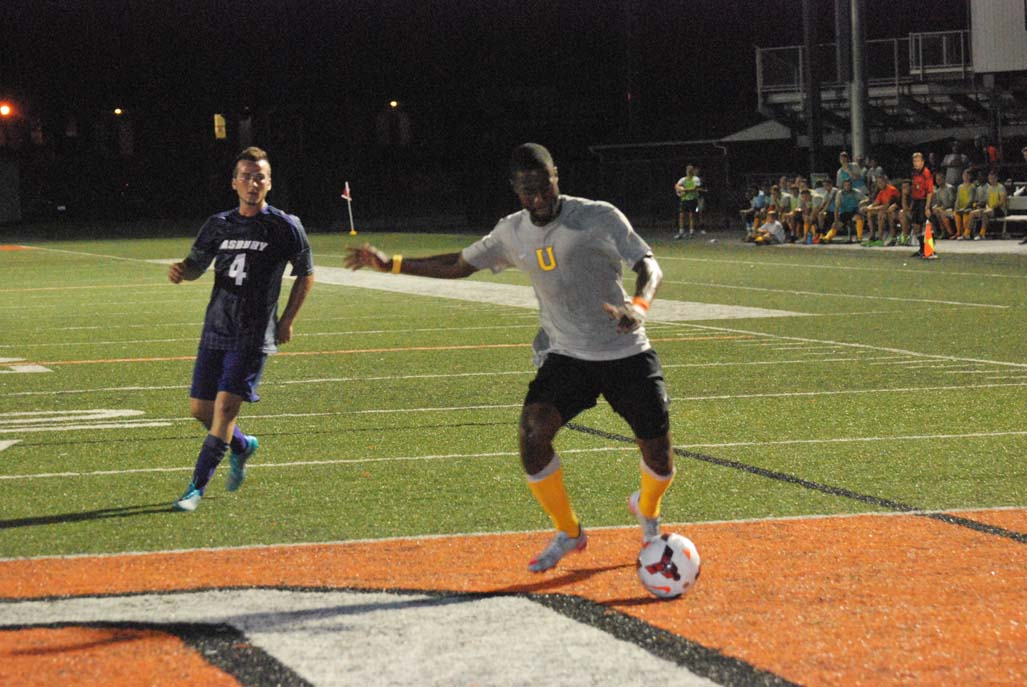23rd MSoc vs. Asbury (Childhood Cancer Awarness Match)  Photo