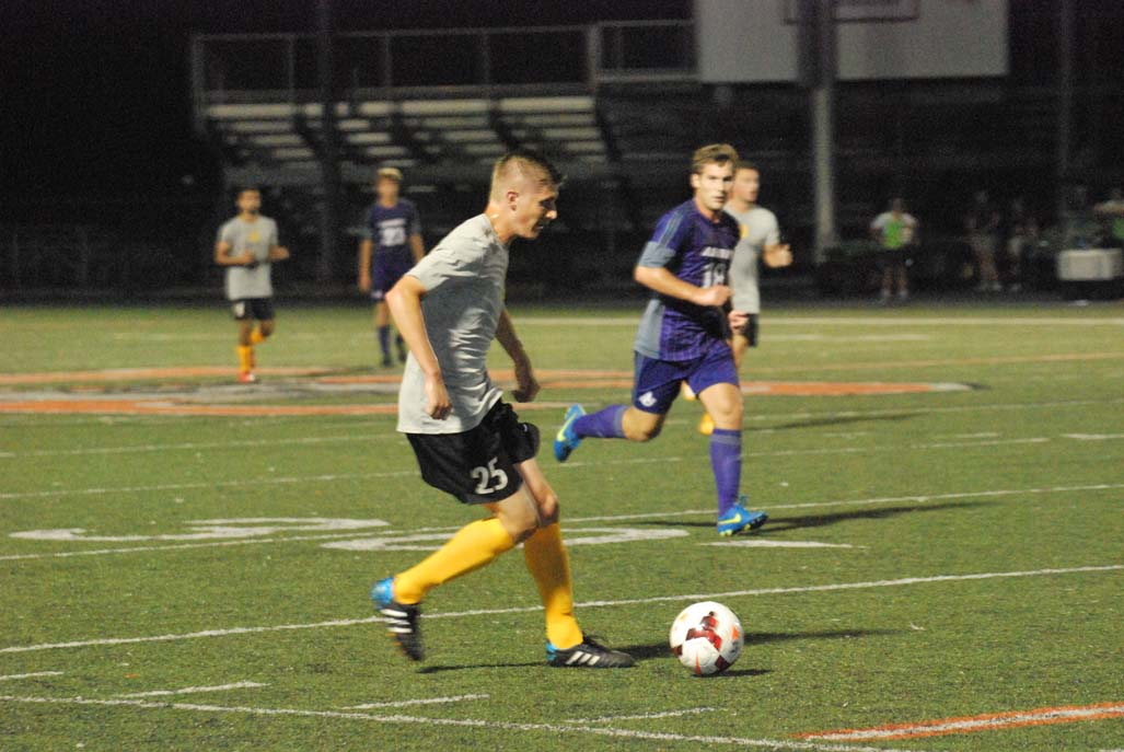 26th MSoc vs. Asbury (Childhood Cancer Awarness Match)  Photo