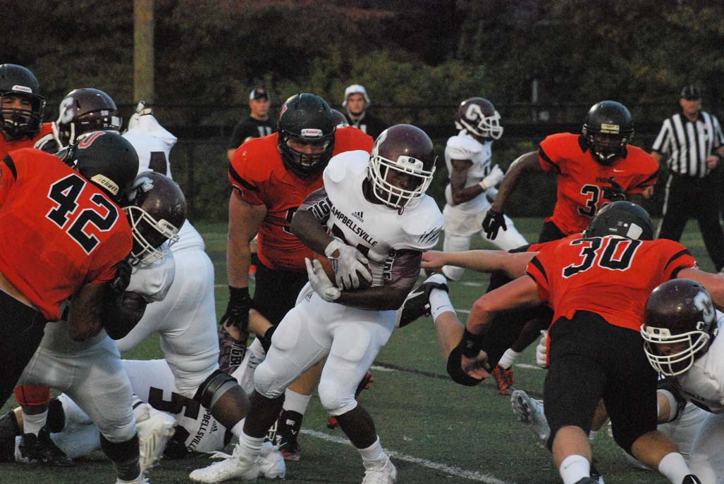 16th FB vs. Campbellsville (Ky.)  Photo