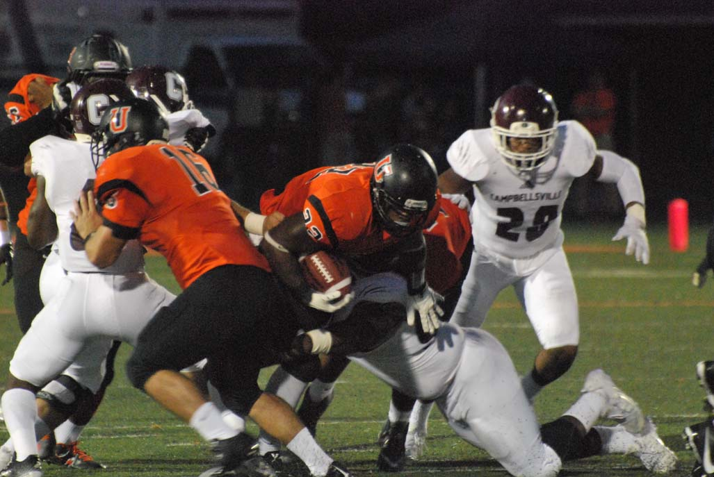 28th FB vs. Campbellsville (Ky.)  Photo
