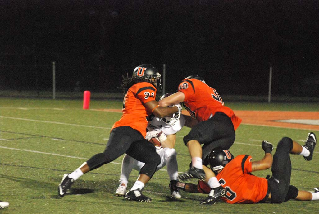 29th FB vs. Campbellsville (Ky.)  Photo