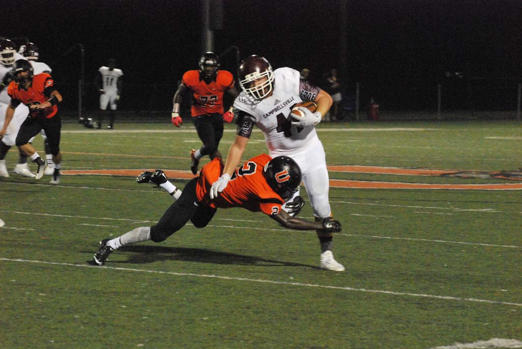 33rd FB vs. Campbellsville (Ky.)  Photo