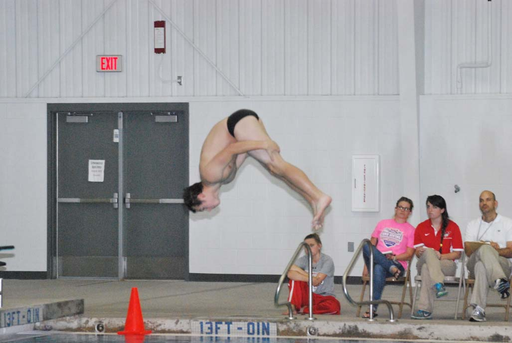 32nd Swimming & Diving vs. Cumberlands Photo
