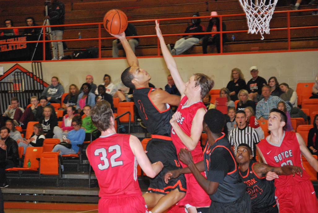 9th MBB vs. Boyce (Ky.)  Photo