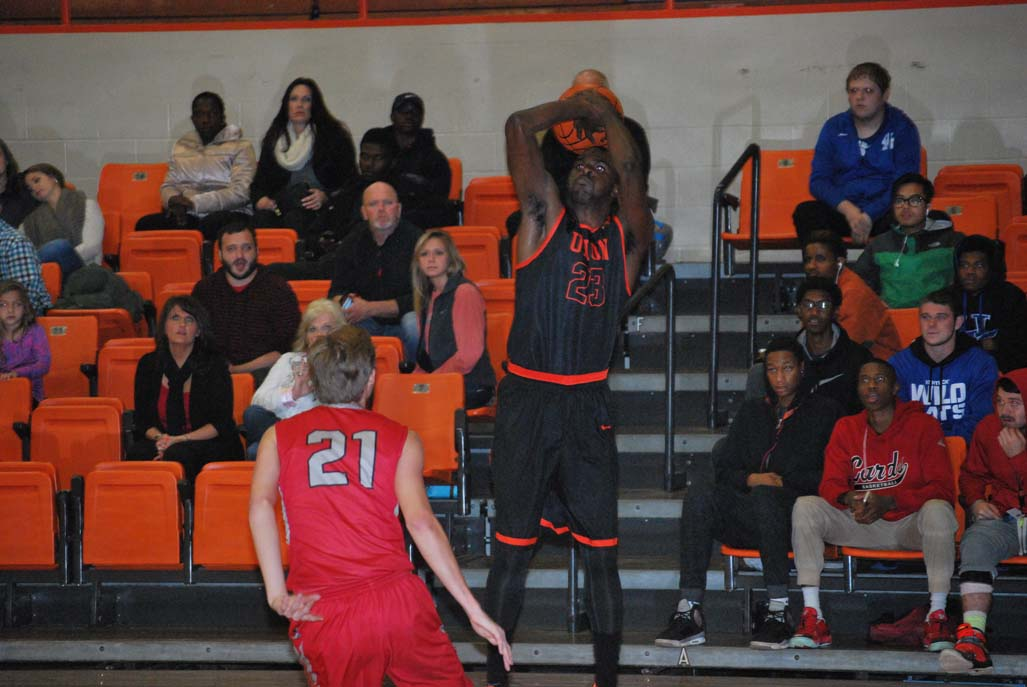 12th MBB vs. Boyce (Ky.)  Photo