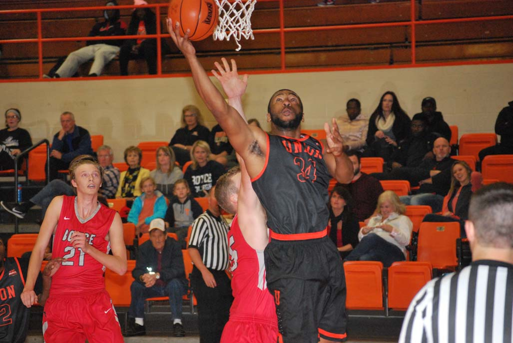 16th MBB vs. Boyce (Ky.)  Photo