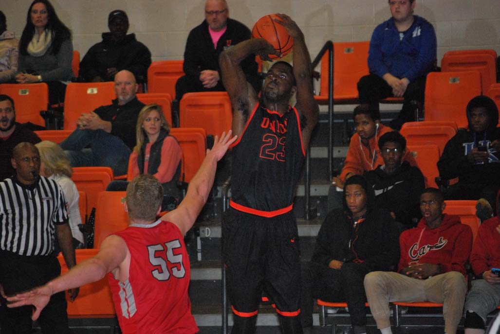 22nd MBB vs. Boyce (Ky.)  Photo