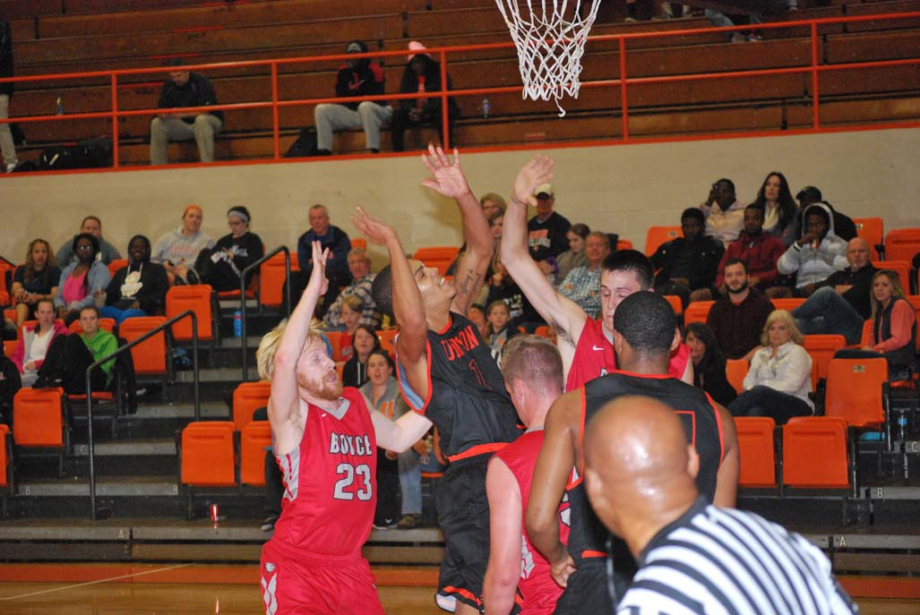 23rd MBB vs. Boyce (Ky.)  Photo