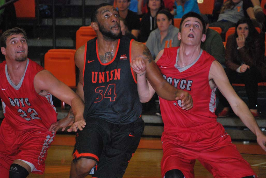 24th MBB vs. Boyce (Ky.)  Photo