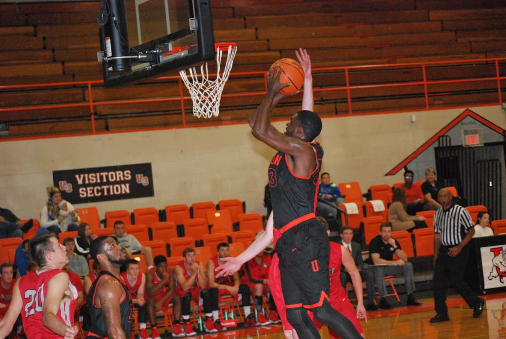 30th MBB vs. Boyce (Ky.)  Photo