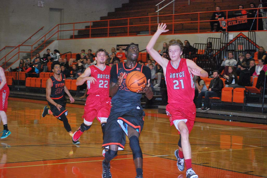 38th MBB vs. Boyce (Ky.)  Photo