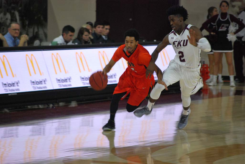 13th MBB vs. Eastern Kentucky (Exhibition) Photo