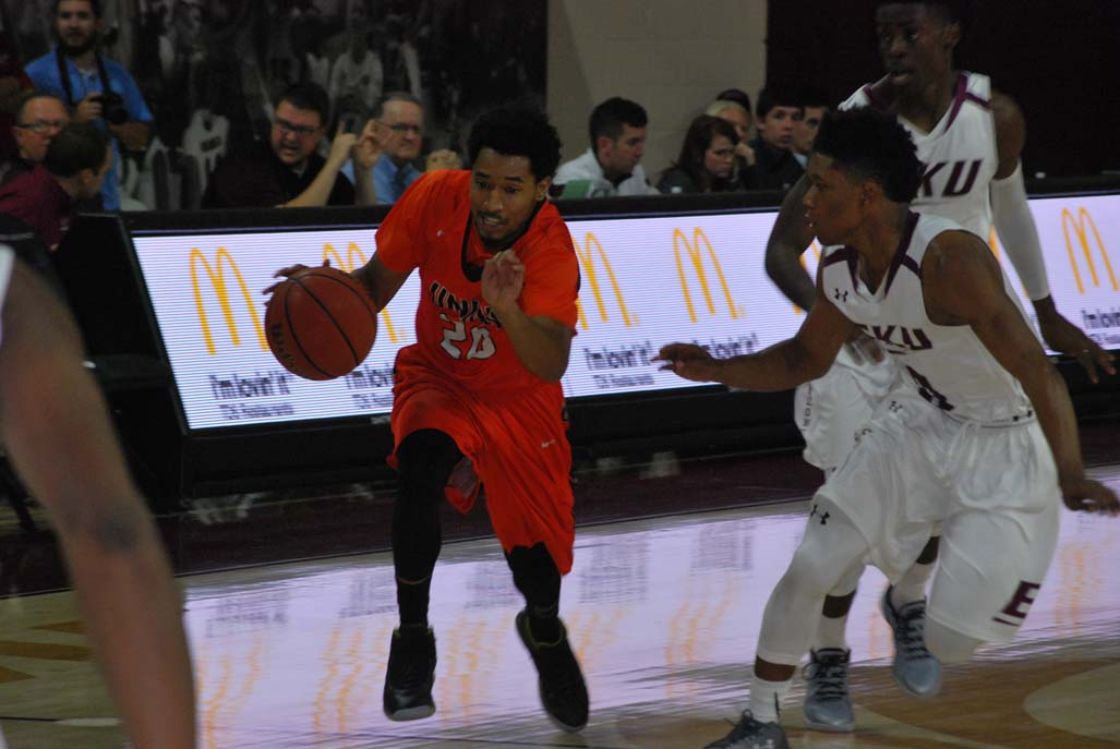 14th MBB vs. Eastern Kentucky (Exhibition) Photo