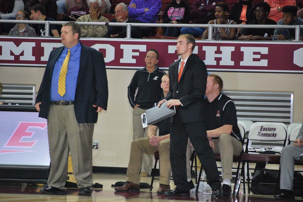15th MBB vs. Eastern Kentucky (Exhibition) Photo