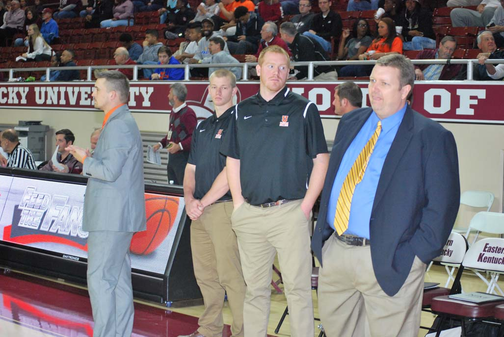 19th MBB vs. Eastern Kentucky (Exhibition) Photo