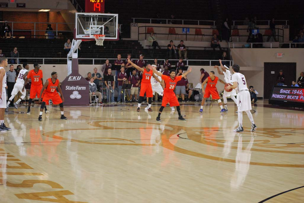 27th MBB vs. Eastern Kentucky (Exhibition) Photo