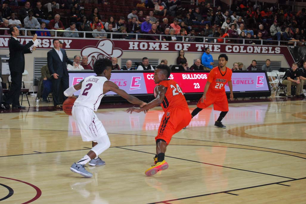 42nd MBB vs. Eastern Kentucky (Exhibition) Photo