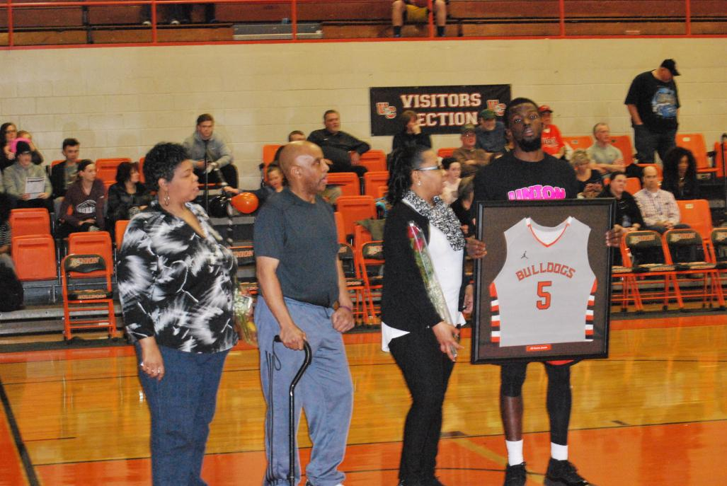 1st MBB vs. Reinhardt (Senior Night) Photo