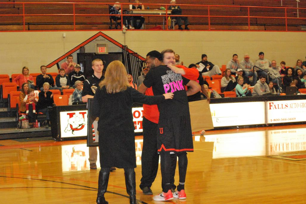 4th MBB vs. Reinhardt (Senior Night) Photo
