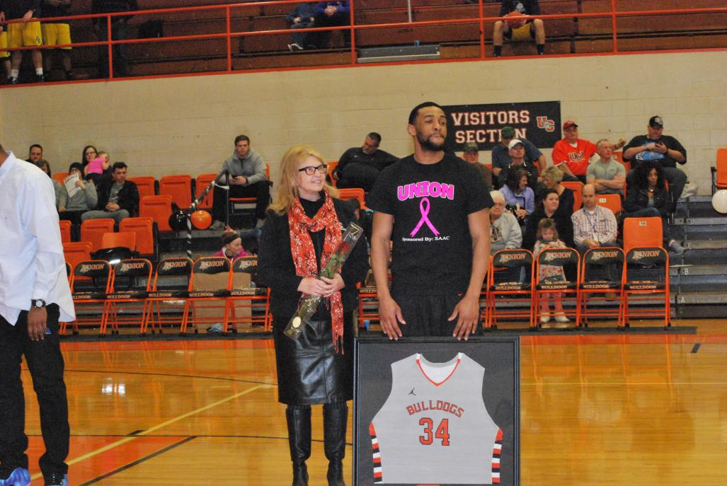 5th MBB vs. Reinhardt (Senior Night) Photo