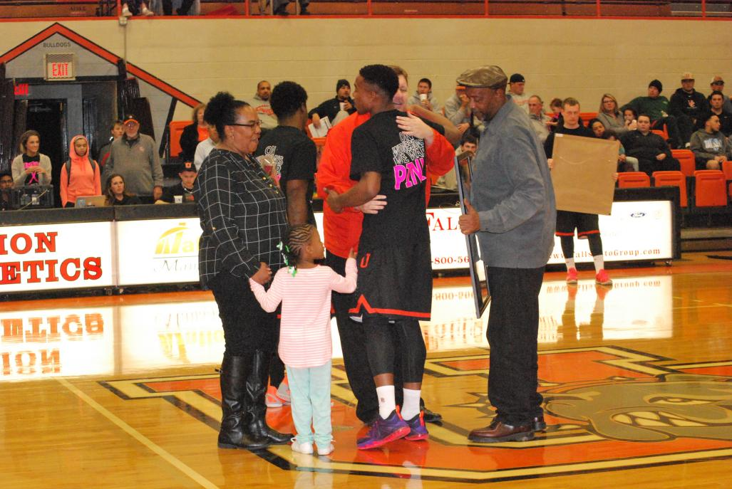 6th MBB vs. Reinhardt (Senior Night) Photo