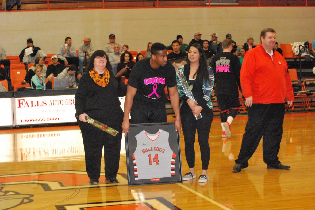 9th MBB vs. Reinhardt (Senior Night) Photo