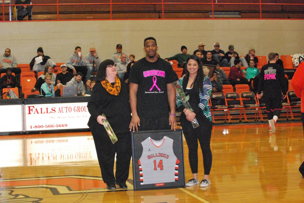 10th MBB vs. Reinhardt (Senior Night) Photo