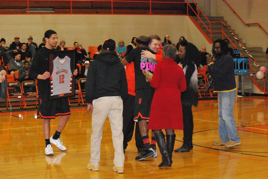 11th MBB vs. Reinhardt (Senior Night) Photo