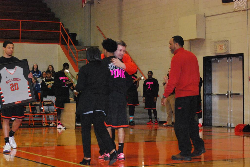 13th MBB vs. Reinhardt (Senior Night) Photo