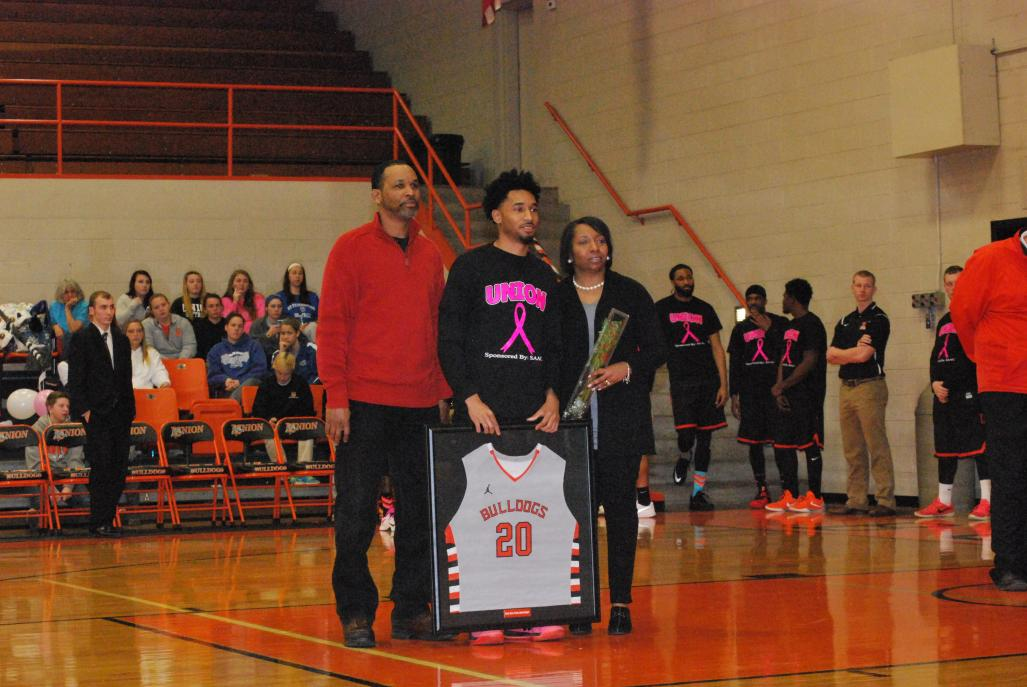 14th MBB vs. Reinhardt (Senior Night) Photo