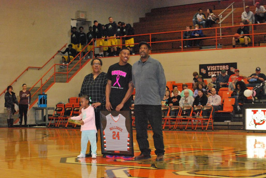 15th MBB vs. Reinhardt (Senior Night) Photo