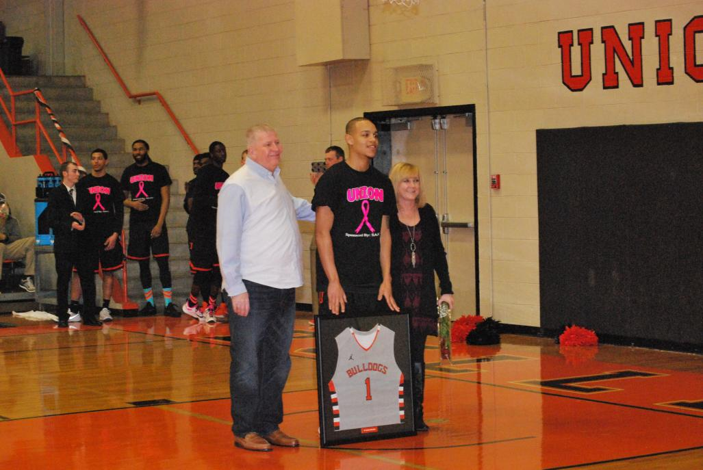 17th MBB vs. Reinhardt (Senior Night) Photo