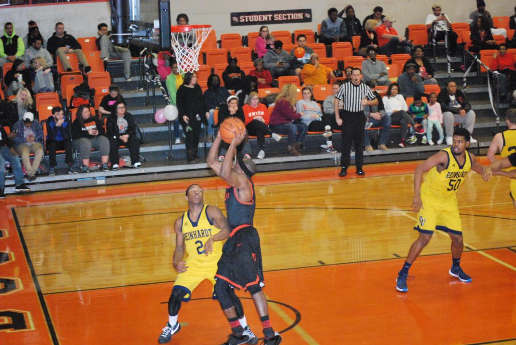 30th MBB vs. Reinhardt (Senior Night) Photo