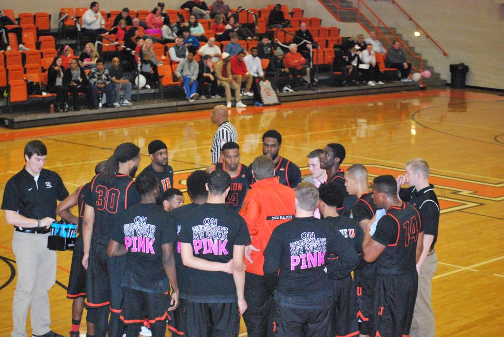 33rd MBB vs. Reinhardt (Senior Night) Photo