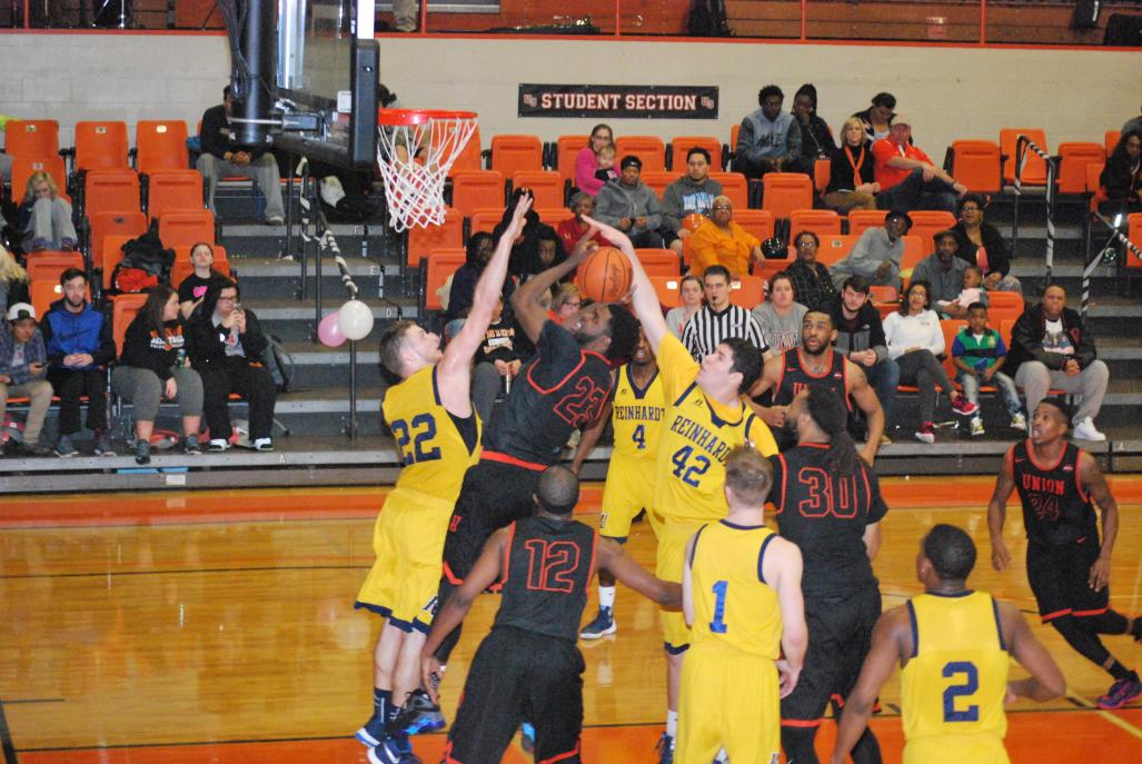 34th MBB vs. Reinhardt (Senior Night) Photo