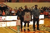 8th MBB vs. Reinhardt (Senior Night) Photo