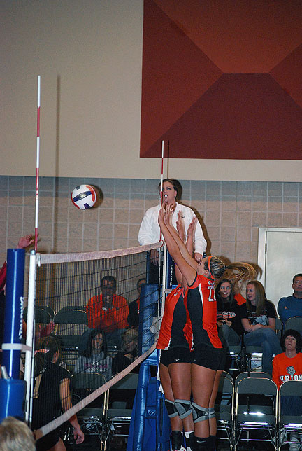 6th Volleyball vs. Bryan-AAC Tourney Photo