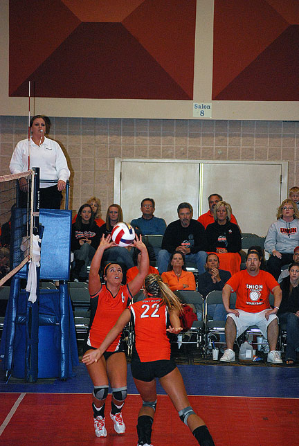 7th Volleyball vs. Bryan-AAC Tourney Photo