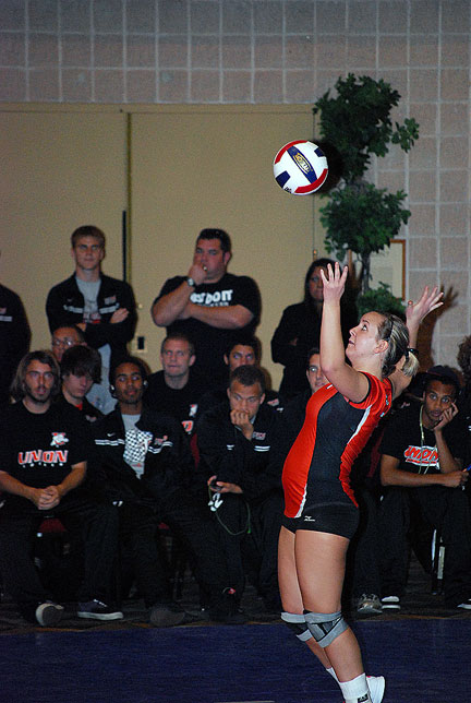 14th Volleyball vs. Bryan-AAC Tourney Photo