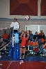 2nd Volleyball vs. Bryan-AAC Tourney Photo