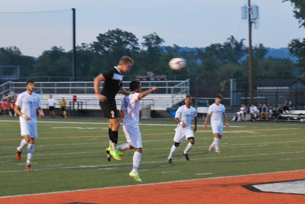 18th MSoc vs. Talladega Photo