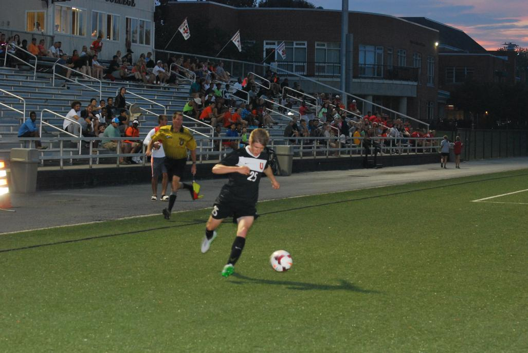 19th MSoc vs. Talladega Photo