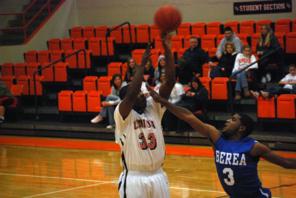 8th MBB vs Berea Photo