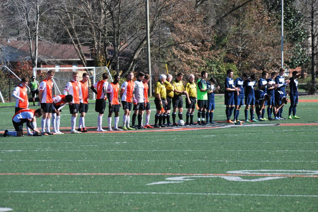 10th MSoc vs. Lyon (NAIA Nationals Opening Round)  Photo