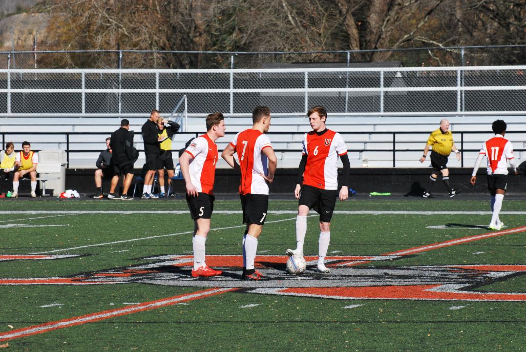 11th MSoc vs. Lyon (NAIA Nationals Opening Round)  Photo
