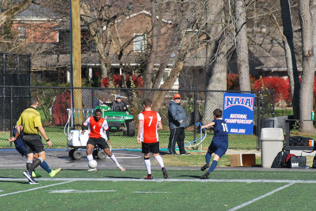 13th MSoc vs. Lyon (NAIA Nationals Opening Round)  Photo
