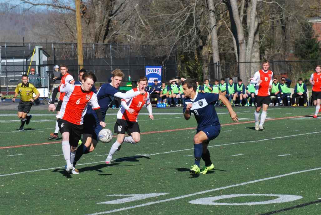 17th MSoc vs. Lyon (NAIA Nationals Opening Round)  Photo