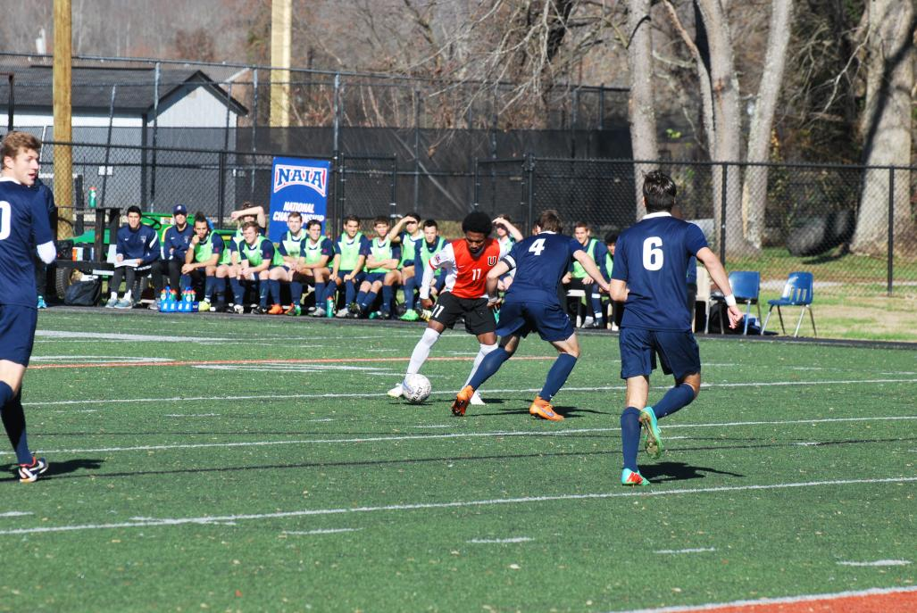 18th MSoc vs. Lyon (NAIA Nationals Opening Round)  Photo
