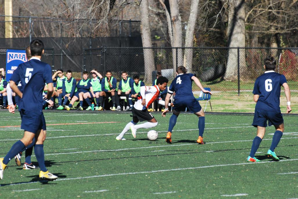 19th MSoc vs. Lyon (NAIA Nationals Opening Round)  Photo