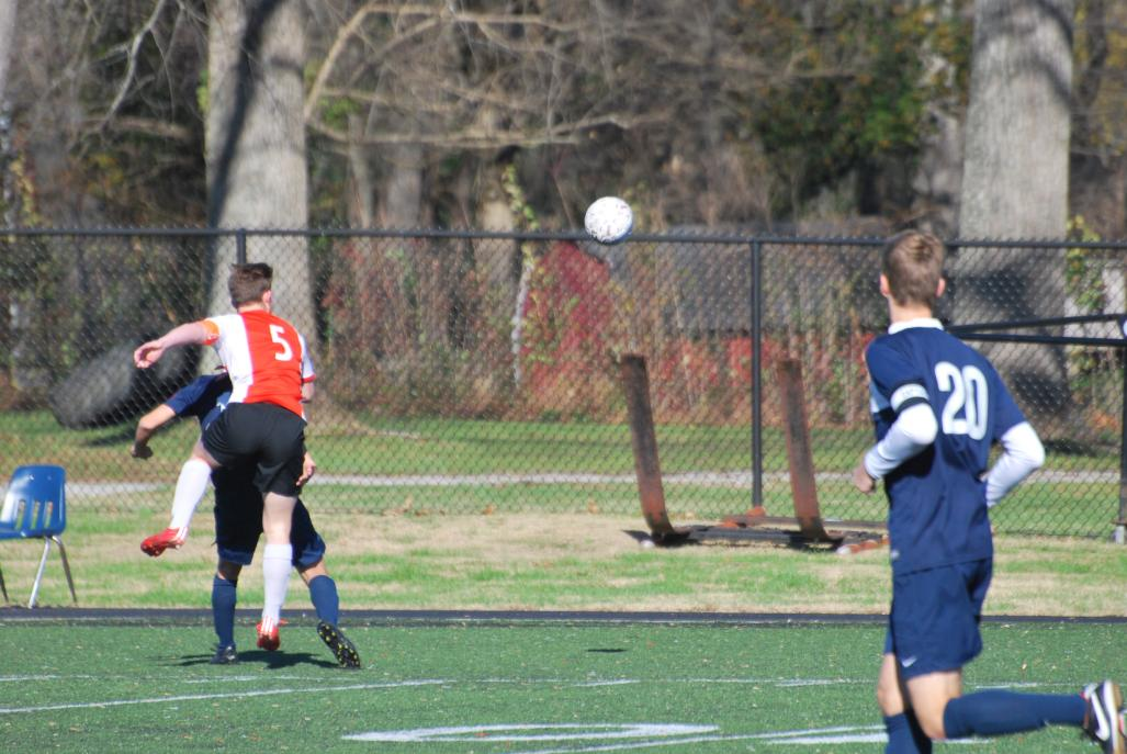 21st MSoc vs. Lyon (NAIA Nationals Opening Round)  Photo